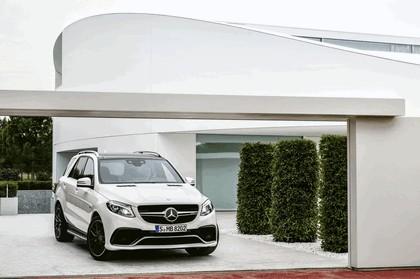 2015 Mercedes-Benz GLE 63 AMG 7