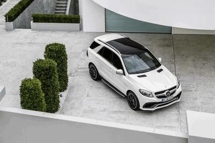 2015 Mercedes-Benz GLE 63 AMG 8