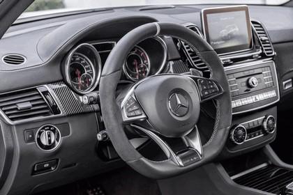 2015 Mercedes-Benz GLE 63 AMG 12