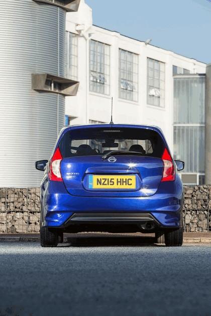 2015 Nissan Note - UK version 12