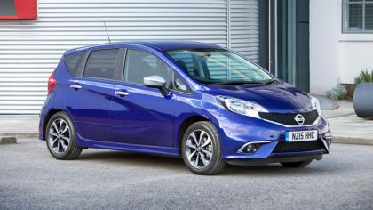 2015 Nissan Note - UK version 4