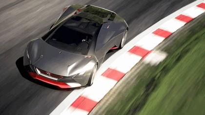 2015 Peugeot Vision Gran Turismo 12