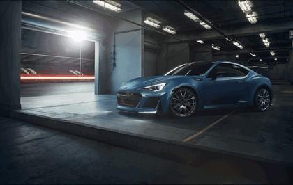 2015 Subaru STI Performance concept 1