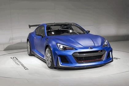 2015 Subaru STI Performance concept 7