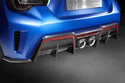 2015 Subaru STI Performance concept 24