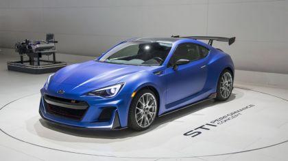 2015 Subaru STI Performance concept 4