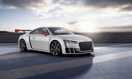 2015 Audi TT clubsport turbo concept 1
