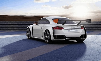 2015 Audi TT clubsport turbo concept 2