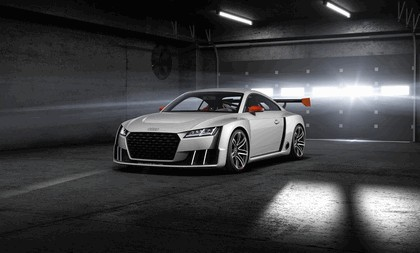 2015 Audi TT clubsport turbo concept 4
