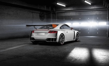 2015 Audi TT clubsport turbo concept 5