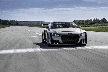2015 Audi TT clubsport turbo concept 10
