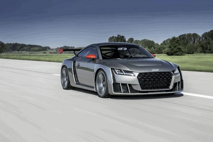 2015 Audi TT clubsport turbo concept 13