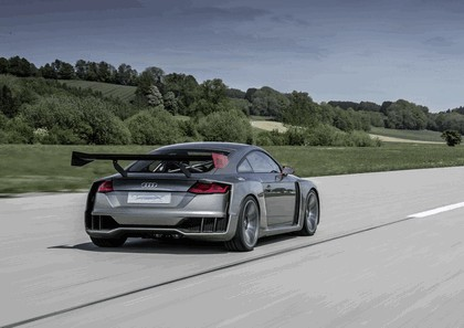 2015 Audi TT clubsport turbo concept 14