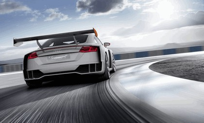 2015 Audi TT clubsport turbo concept 16