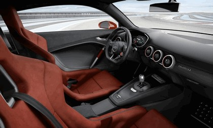 2015 Audi TT clubsport turbo concept 25