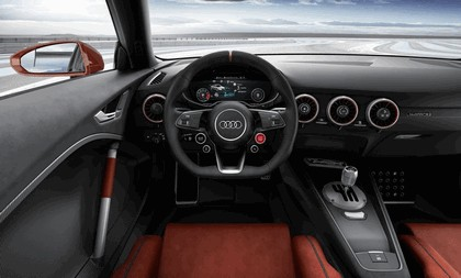 2015 Audi TT clubsport turbo concept 26