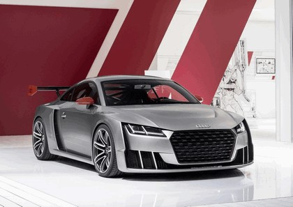 2015 Audi TT clubsport turbo concept 27