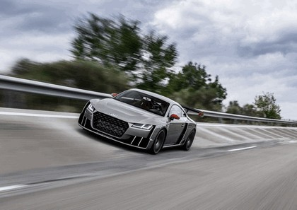 2015 Audi TT clubsport turbo concept 28