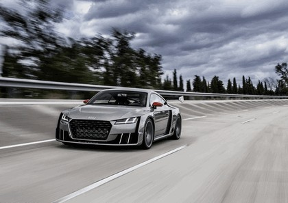 2015 Audi TT clubsport turbo concept 30