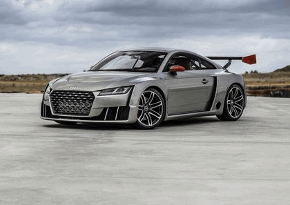 2015 Audi TT clubsport turbo concept 36