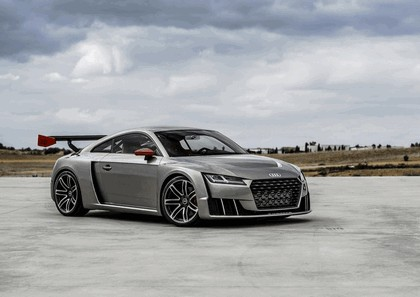 2015 Audi TT clubsport turbo concept 37