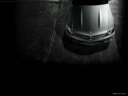 2007 Mercedes-Benz C63 AMG 5