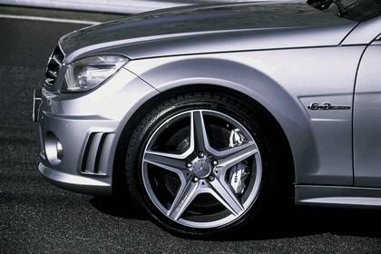 2007 Mercedes-Benz C63 AMG 16