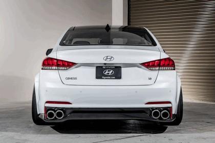 2015 Hyundai Genesis AR550 by ARK Performance 3