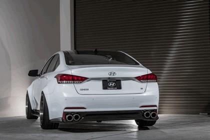 2015 Hyundai Genesis AR550 by ARK Performance 9