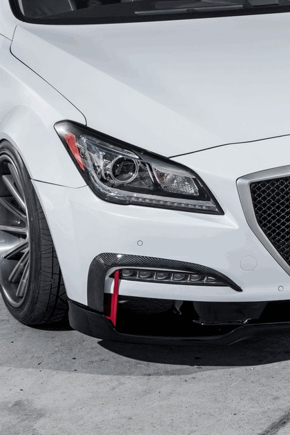 2015 Hyundai Genesis AR550 by ARK Performance 11
