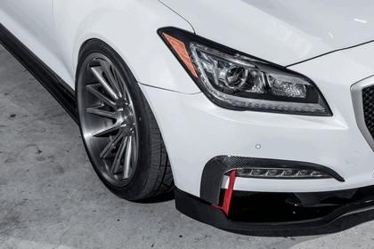 2015 Hyundai Genesis AR550 by ARK Performance 12