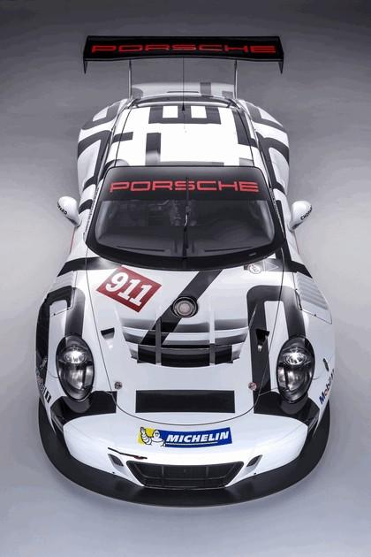 2015 Porsche 911 ( 991 ) GT3 R 4