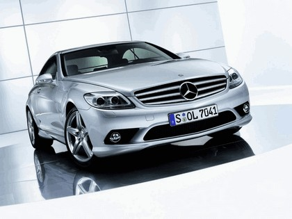 2007 Mercedes-Benz CL500 with AMG Sports Package 1