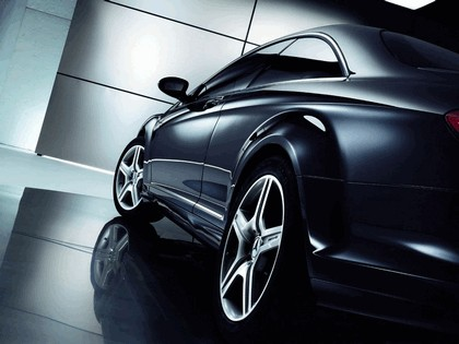 2007 Mercedes-Benz CL500 with AMG Sports Package 3
