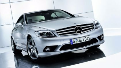 2007 Mercedes-Benz CL500 with AMG Sports Package 6