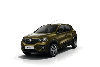 2015 Renault Kwid 5