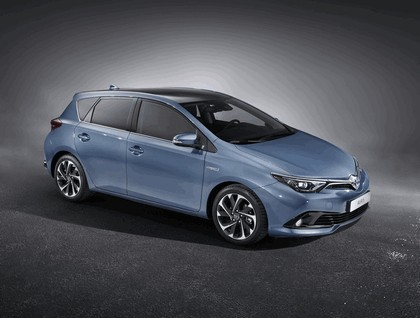 2015 Toyota Auris 1