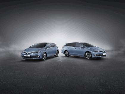 2015 Toyota Auris 7