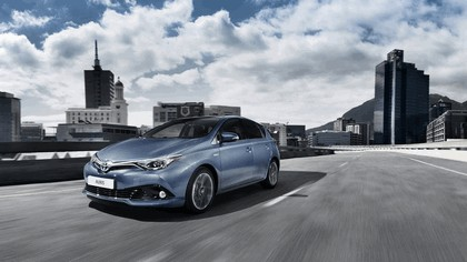 2015 Toyota Auris 8