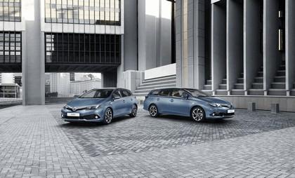 2015 Toyota Auris SW 10