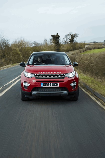 2015 Land Rover Discovery Sport - UK version 2