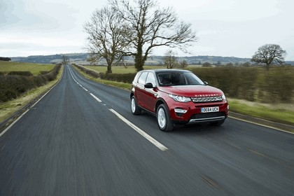 2015 Land Rover Discovery Sport - UK version 3
