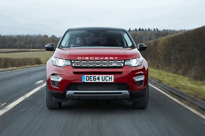 2015 Land Rover Discovery Sport - UK version 4