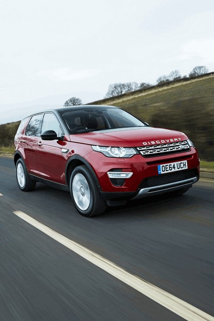 2015 Land Rover Discovery Sport - UK version 5