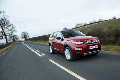 2015 Land Rover Discovery Sport - UK version 6