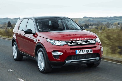 2015 Land Rover Discovery Sport - UK version 7
