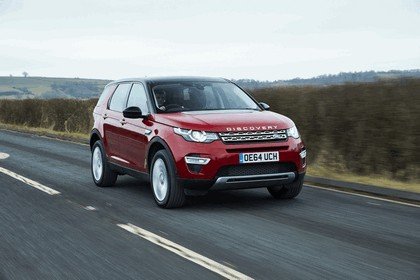 2015 Land Rover Discovery Sport - UK version 9