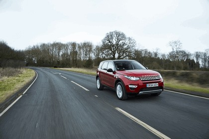 2015 Land Rover Discovery Sport - UK version 12