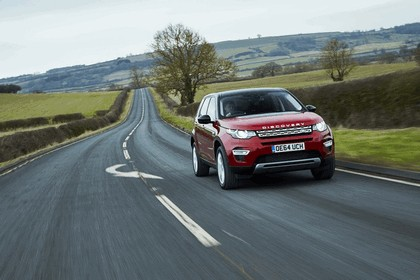 2015 Land Rover Discovery Sport - UK version 15
