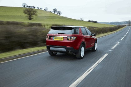 2015 Land Rover Discovery Sport - UK version 16